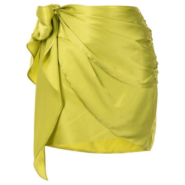 Юбки из шелка — выгодная инвестиция не только в летний гардероб