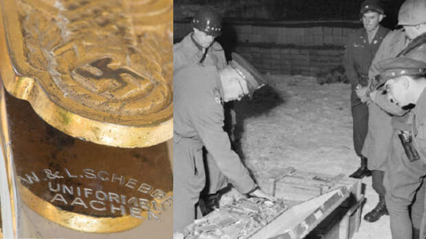 Золото нацистов. Существует ли клад и где он спрятан?