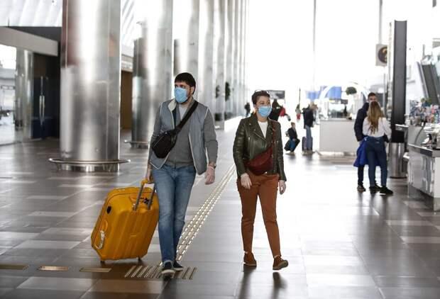У туристов в Крыму в три раза чаще стали выявлять коронавирус