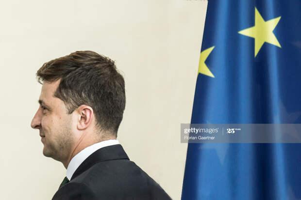 О грандиозном разочаровании Европы в Украине