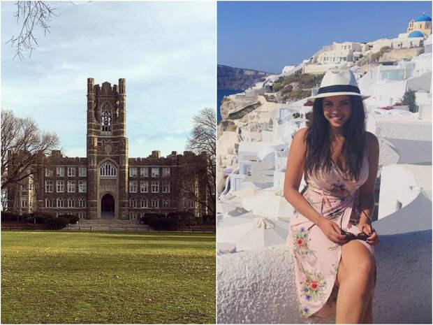 Смертельное селфи: студентка журфака погибла, упав с 12-метровой башни