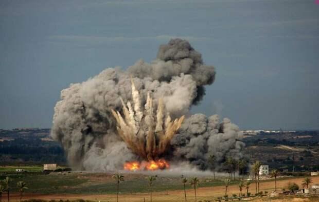 Самолеты ВКС РФ разбомбили подземные объекты врага в САР