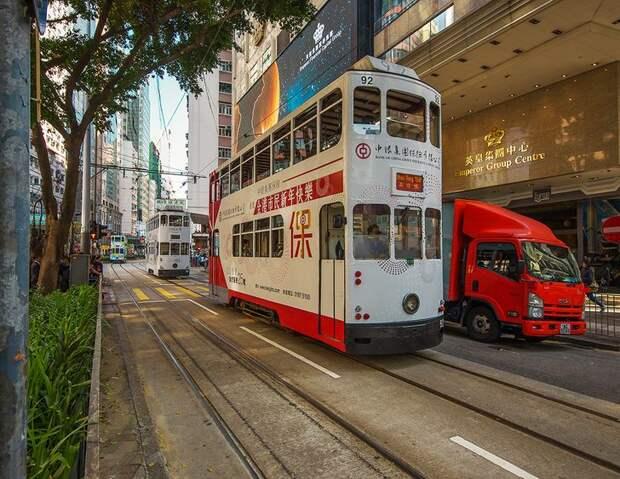 16 вещей, которые впечатляют каждого путешественника, посетившего Гонконг