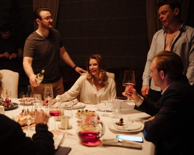 А потом что-то пошло не так: съемки комедии «Чиновник» с Андреем Бурковским и Павлом Майковым