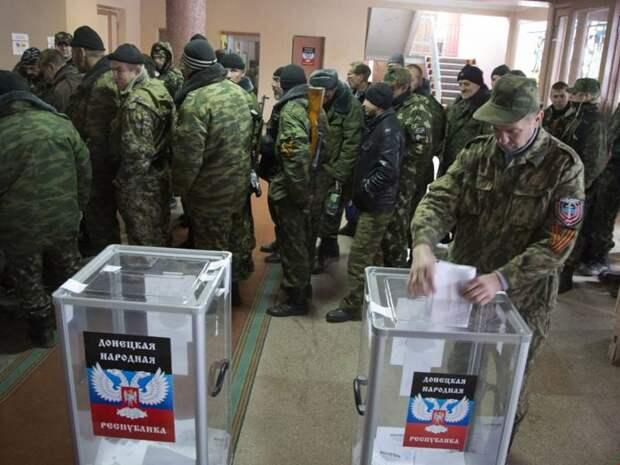 Русский по вызову или как будут голосовать россияне из ЛДНР