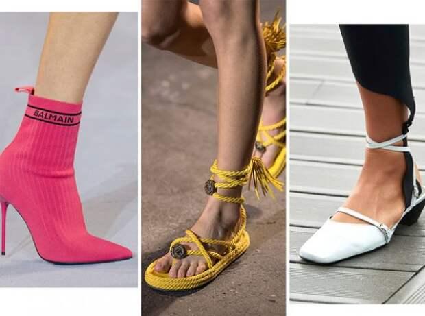 Одна обувь укорачивает ногу, вторая удлиняет: как выбрать правильно