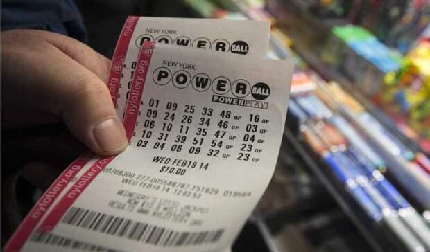 Американка постирала лотерейный билет и осталась без многомиллионного выигрыша