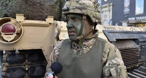 День независимости Эстонии, военный парад — дрожь и трепет