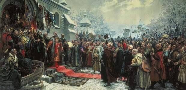 Как русские императоры и советские руководители Украину создали