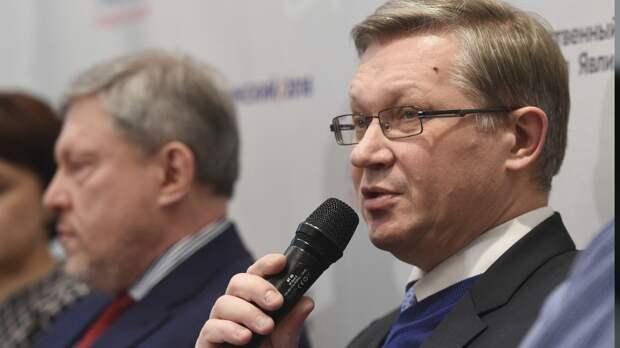 Бывшего депутата Рыжкова задержали за организацию незаконной акции в Москве