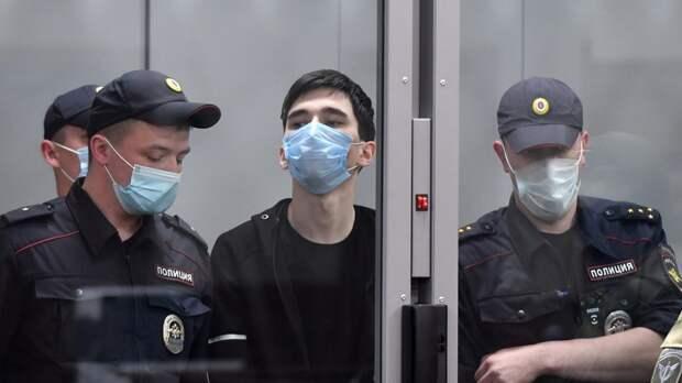 Против ареста не возражал: суд избрал меру пресечения расстрелявшему детей в казанской школе Ильназу Галявиеву