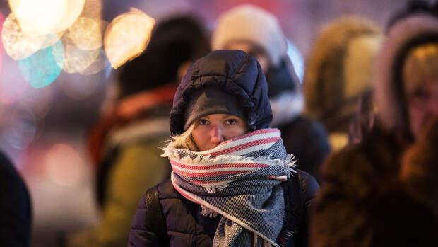 Жителей Центральной части России предупредили о заморозках