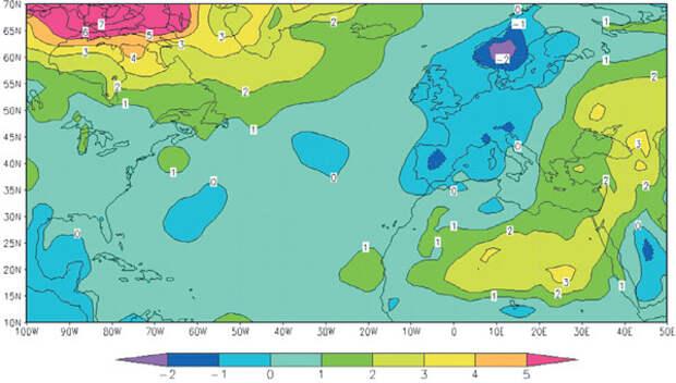 «Новый ледниковый период»: что будет если остынет Гольфстрим