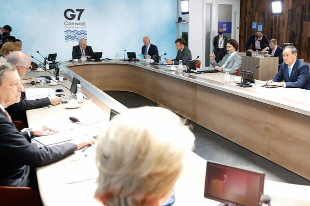 Bloomberg: Страны G7 заинтересованы в стабильных отношениях с Россией