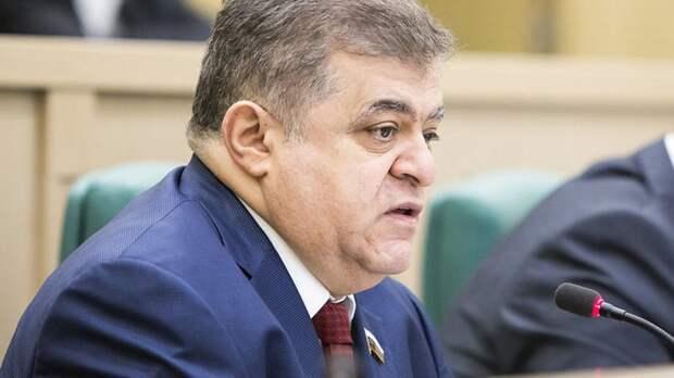 Джабаров назвал условие для расширения списка недружественных стран