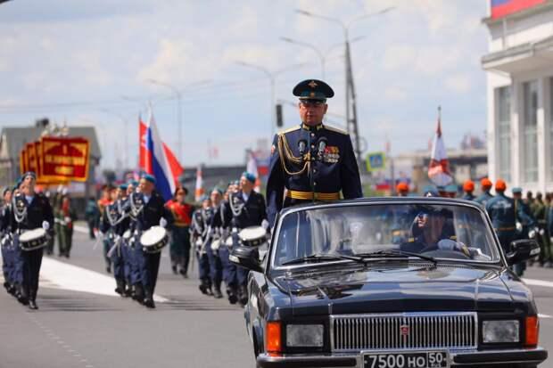 Нижегородцы смогут увидеть Парад Победы в прямом эфире