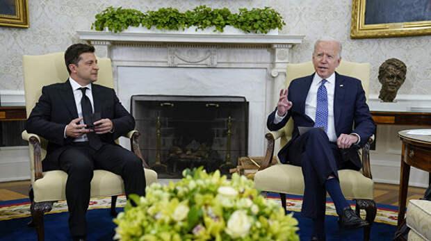 Похороны в Белом доме