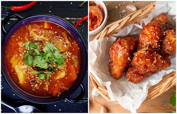 5 блюд корейской кухни, которые пользуются популярностью не только на родине