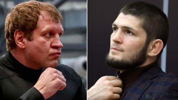 Емельяненко оценил слова Кадырова о Хабибе и высказался о возвращении бойца