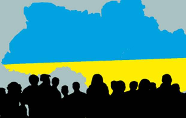 Украина продолжает вымирать
