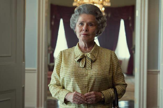 Имельда Стонтон сыграет Елизавету II в пятом сезоне сериала «Корона»