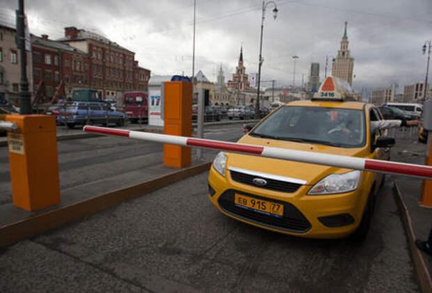 Госдума, возможно, примет в первом чтении законопроект о платном въезде в городах
