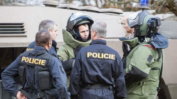 Торговец оружием из Болгарии рассказал, что хранилось на складе во Врбетице