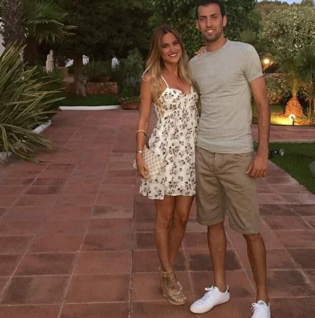 Самые красивые жёны и подруги футболистов сборной Испании