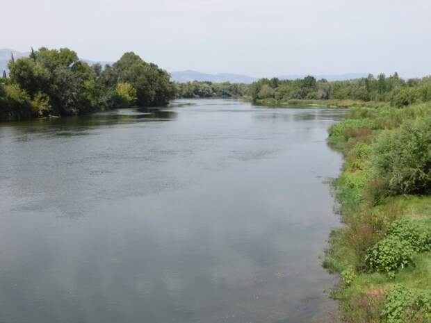 Река Эбро и её обитатели