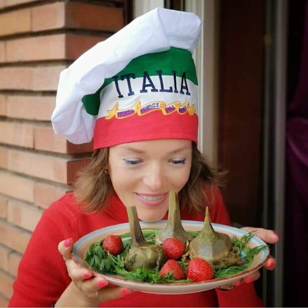 Рассказываю, как приготовить артишоки: муж говорит, что у меня получается вкуснее, чем в ресторане!