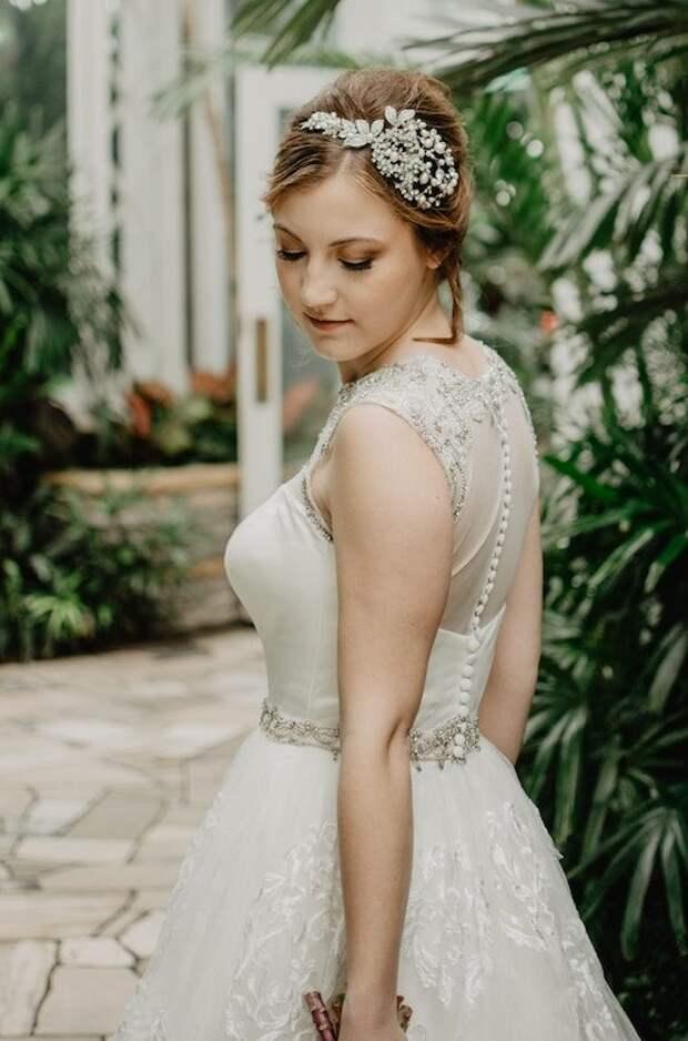 Свадебная прическа невесты — тренды 2019-2020 года