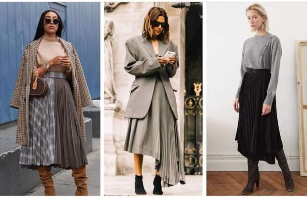 8 нескучных вариантов, как может выглядеть современная плиссированная юбка