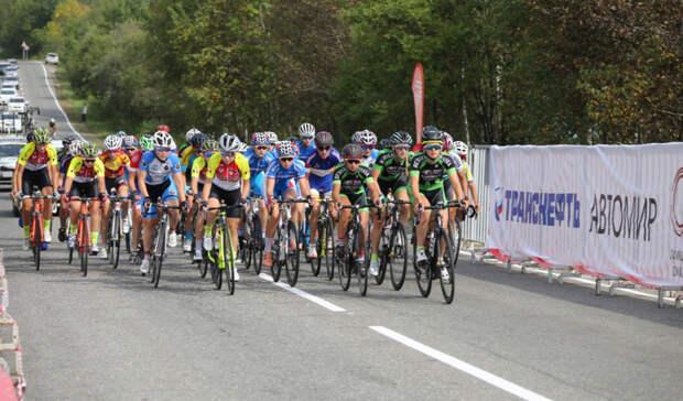 ВХабаровском крае пройдёт чемпионат России повелоспорту