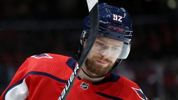 Кузнецов и Самсонов не попали в заявку «Вашингтона» на 1-й матч с «Бостоном» в плей-офф НХЛ