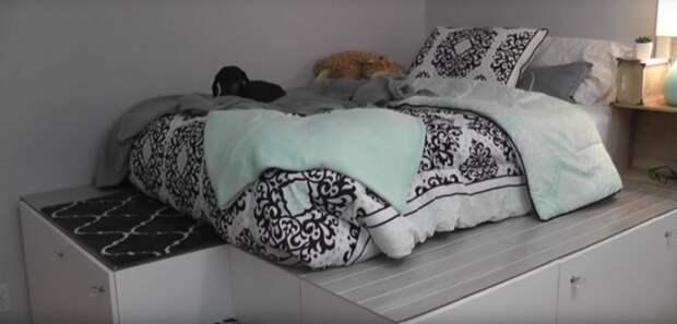 Спальня - из Kухни (Diy)