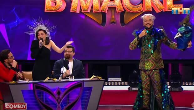 Марина Кравец высказала Киркорову за обиду на шоу «Маска»