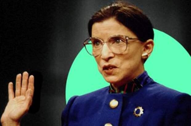 Рут Бейдер Гинзбург. Как американки получили возможность пользоваться кредитными картами
