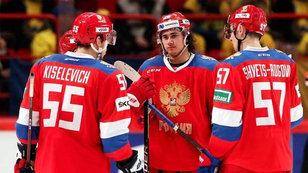 Поражения сборной России— некатастрофа. НоуФХР есть серьезные проблемы, которые нужно решать
