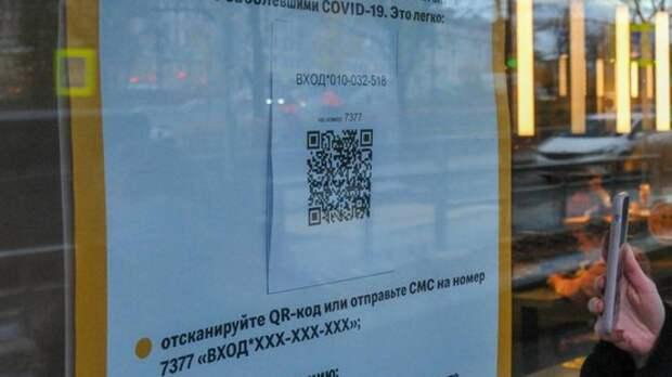 Власти Оренбуржья введут систему QR-кодов с 1 ноября на фоне пандемии