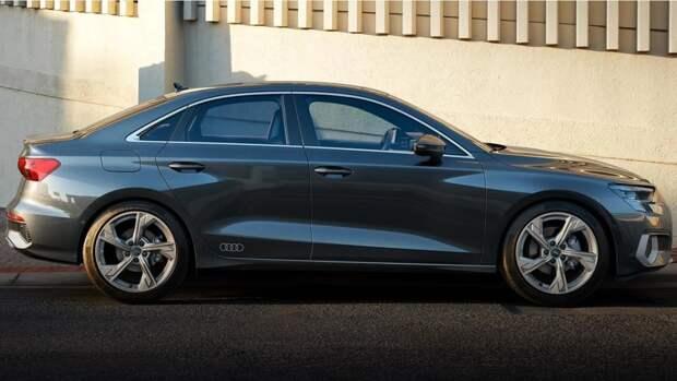 Россияне могут сделать предзаказ на Audi A3 нового поколения