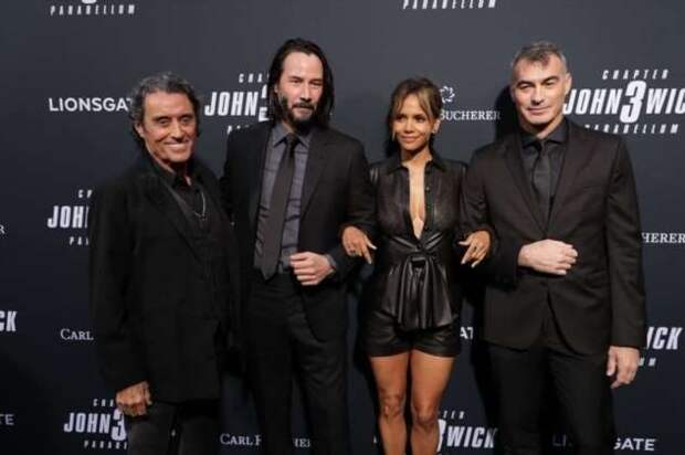 Киностудия Lionsgate анонсировала подготовку к съемкам франшизы триллера «Джон Уик» (4 фото)