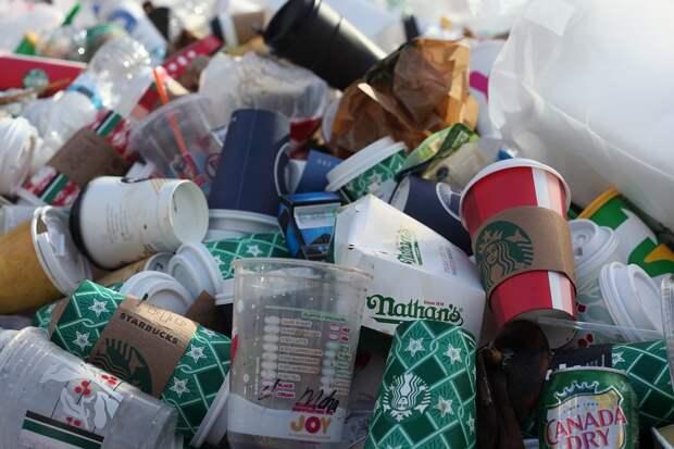 В Лосинке с берега Яузы убрали мусор – управа