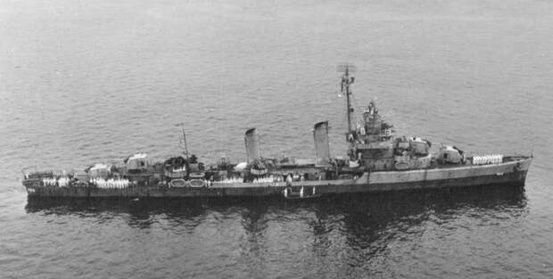 Морские истории. Торпедный кошмар 15 сентября 1942 года