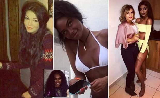 Мулатка-шоколадка: одержимая загаром девушка не считает себя расисткой