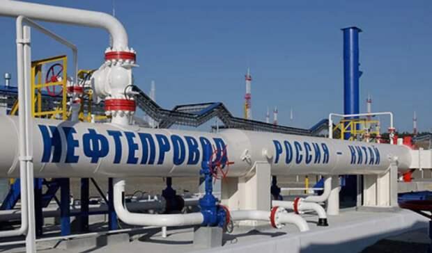 Более чем на22% увеличила РФэкспорт нефти вКитай в июне 2021