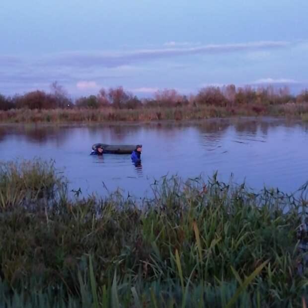 Беспечный рыбак утонул в Удмуртии