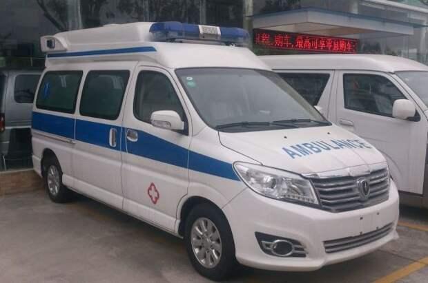В КНР семь человек насмерть отравились токсичным газом на пищевой фабрике