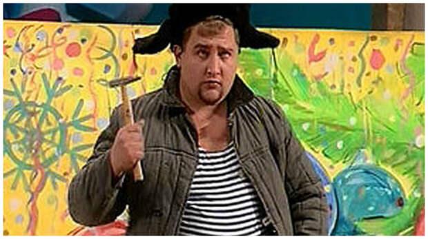 Виктор Толкач (скончался в 2014 году) актеры, звезды, квн, чтобы помнили