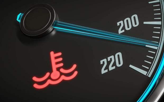 Какую температуру регулирует термостат?