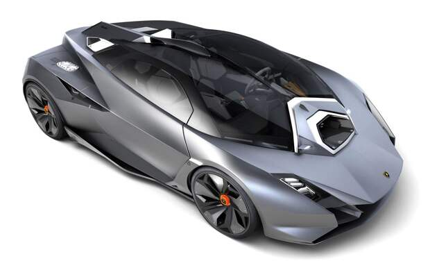 10 автомобилей, на создание которых дизайнеров вдохновили самолеты